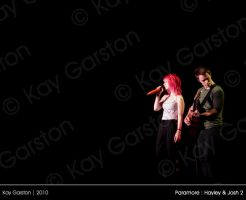 Paramore - Hayley + Josh 2 by Special-K-001