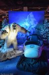 Matterhorn Yeti and Bobsled by Anime-Ray