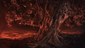 Hell Tree by Ranivius