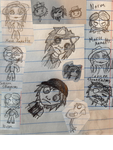 School Doodles: LittleBigPlanet by Technicalogical