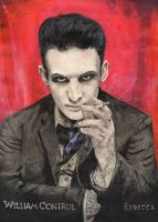 William Control by Shinigami-uta