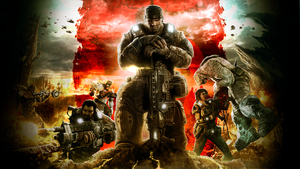 GOW3 - When The Banner Falls 2 by GorillaGFX