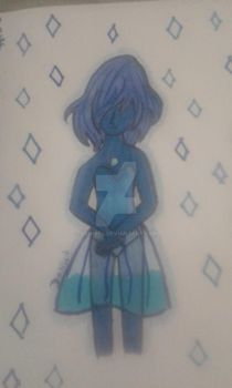 Blue Pearl by daniss4