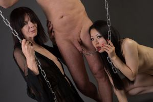 Chained with desire by philmodel