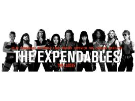 The Ladies Expendables by JPSpitzer