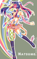 .+::Colourful Mascot Entry::+. by melonjam