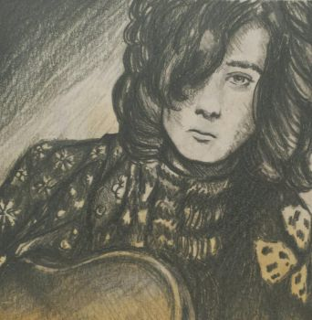 Jimmy Page by haunted72194