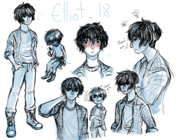 Elliot by Helen-Green