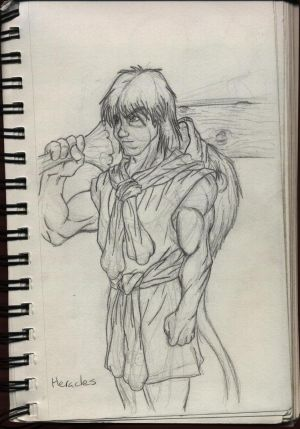 Heracles sketch