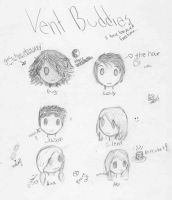 Vent Buddies by Fire-and-ice333