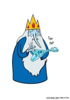 Ice King can only play drums by black-rider