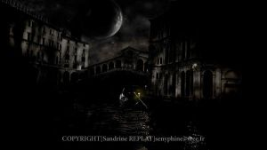 When Venice turns to Styx by senyphine