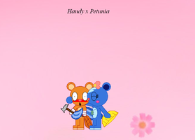 Handy x Petunia :RQ: by Fancy-Cat