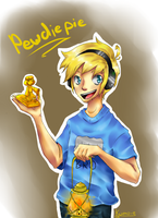 Pewdiepie by kumo-e