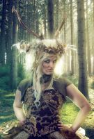Lady of the Forest by LifeEndsNow