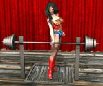 WW Barbell by member9