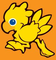 Vector: Chocobo by segni