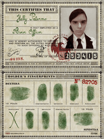 M.A.C.U.S.A. Identity Card - Helly P. by Hellypse