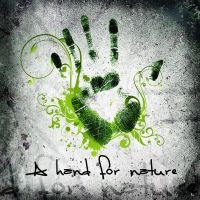 a hand for nature by lotusvalkyrie
