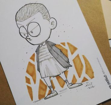 Eleven Commission by kaicastle