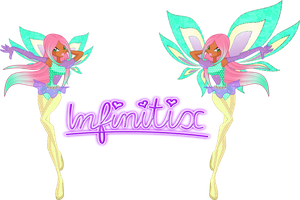 CM: Demy Infinitix by CharmedWings