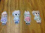 Paper Eddsworld by ADerpyHeart