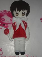 SUPER JUNIOR KYUHYUN FORESEIGHT CHIBI DOLL by prinsesaian
