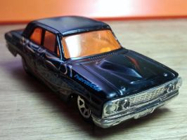 Ford Thunderbolt by happymouse666
