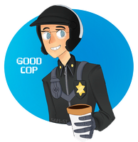 Good/Bad Cop by Sam-ST