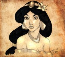 Arabian Princess by Blithely