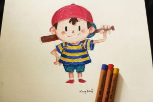 NESS by KingdomT