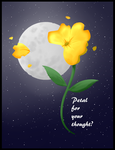 Petal For Your Thought? - COVER by SassCannon