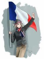 Sochi 2014- France by shadowsoffear