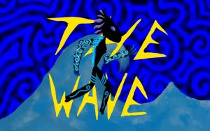 He is THE WAVE by minikozy92