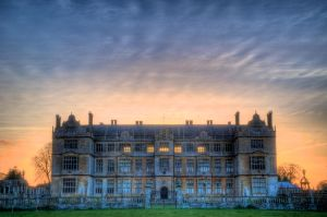 HDR Montacute House by Zal-C