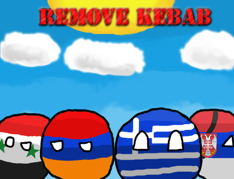 Remove Kebab Game Title Screen by Sergios117