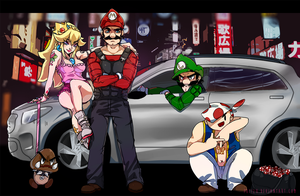The Mario Life by Poiizu