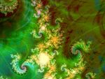 Mandelbrot wallpaper Vchira 11 by rossman