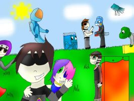 Congrats on getting 2 MILLION subscribers, Sky! by SSJWildcat
