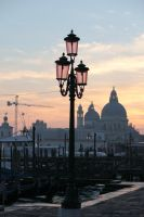 Venice sunset by smatsh