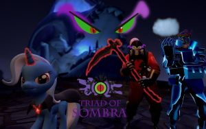 Triad of Sombra by FezWearingDoctor