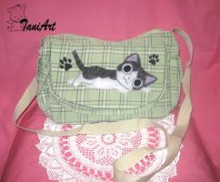 Chii's sweet home handmade bag by TaniArt