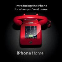 iPhone Home by awe-inspired