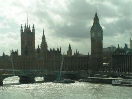 Big Ben and Parliment by TwilightUnicorn