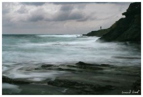 The Old Man and the Sea by Yeoman2b