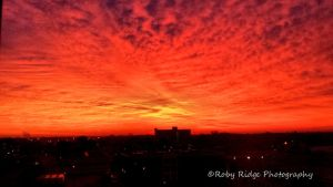 Magnificent morning by RobyRidge