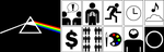Dark Side of the Moon in signs by KKSlayer