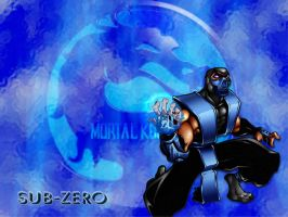 Sub Zero by blindsamurai