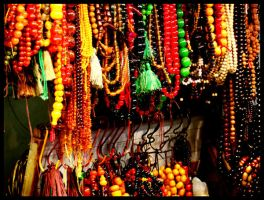 Beads and Tassles by Ruriel