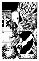 FUNHOUSE of HORRORS 2 Page 23 by RudyVasquez
